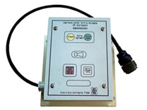 Ground Insulation Monitor and Warning Panel AM204GS302
